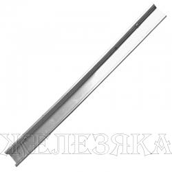Балка бампера ВАЗ-2108, 2109, 21099 алюминий