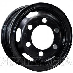 Диск колесный грузовой 16х6.11 HYUNDAI HD72,78 6 шпилек с кольцом 6.11GSX16-127-9 MOBIS KOREA