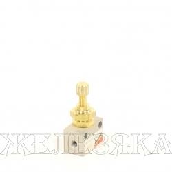 Дроссель пневматический M10x1-M5