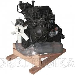 Двигатель Д-245.9-402, ЗиЛ-4329,24В 136 л.с.