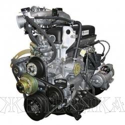 """Двигатель УМЗ-4216,ГАЗ-3302  """"Бизнес """" 123л.с.  Тип двигателя: бензиновый, 4-тактный, 4-цилиндровый с рядным..."""