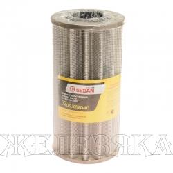 Фильтр масляный (элемент) КАМАЗ-ЕВРО,ЯМЗ нетканый материал СЕДАН