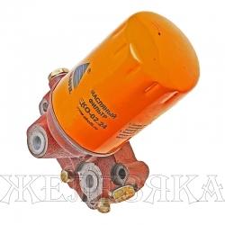 Фильтр масляный ЗИЛ-5301 Н/О СБ с корпусом БЗА