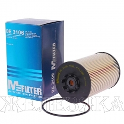 Фильтр топливный (элемент) MAN,NEOPLAN CLEAN FILTER