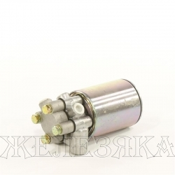Клапан электромагнитный КАМАЗ,МАЗ 24V