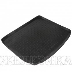 Коврик багажника CHEVROLET CRUZE hback полиуретан 2011-