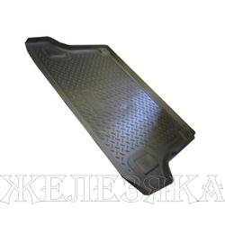 Коврик багажника CHEVROLET EVANDA SD с 2004г полиуретан NOR