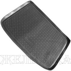 Коврик багажника CHEVROLET REZZ (2004-) (NOR) полиуретан