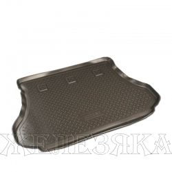 Коврик багажника OPEL CORSA C HB (2003-2006) (NOR) полиуретан