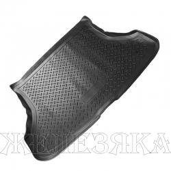 Коврик багажника ВАЗ-1117 полиуретан NOR