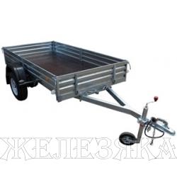 Прицеп легковой МЗСА 817701 R-13 Кузов мм 2453x1231x290 без тента г/п 548кг