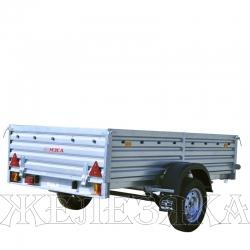 Прицеп легковой МЗСА 817704 R-13 Кузов мм 2435х1371х470 без тента г/п 520кг