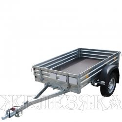 Прицеп легковой МЗСА 817710 R-13 Кузов мм 1853х1231х290 без тента г/п 553кг