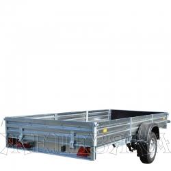 Прицеп легковой МЗСА 817712 R-13 Кузов мм 3119x1511x290 без тента г/п 491кг