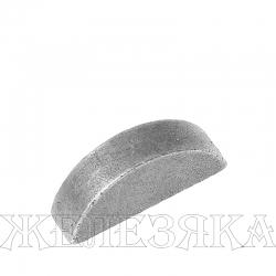 Шпонка КАМАЗ рычага КПП,муфты ТНВД 4х6.5х16