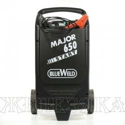 Устройство пуско-зарядное 12/24В,20-800Ач,100А,пусковой ток 1000А BLUEWELD