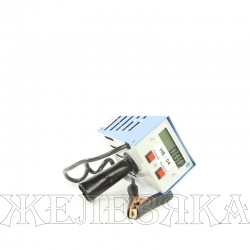 Вилка нагрузочная НВ-04 12/24В, до 240А/ч электронный дисплей