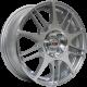 Диск колесный 15 литой ALCASTA M35 sf
