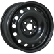 Диск колесный 16 штампованный ARRIVO lt012 black