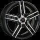 Диск колесный 14 литой CROSS STREET Y3177 bkf