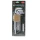 Набор ключей RF-5137L Г-образные 6-гранные длинные, 13пр.  ROCKFORCE /1