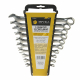 Набор ключей комбинированных 6-19мм холдер 10 предметов (Chrome vanadium) PRO ЭВРИКА 5/20