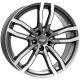 Диск колесный 20 литой ALUTEC DriveX Metal Grey Front Polished