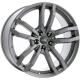 Диск колесный 20 литой ALUTEC DriveX Metal Grey