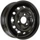 Диск колесный 12 штампованный ВАЗ-1111 АвтоВАЗ-Mefro серый