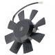 Вентилятор ВАЗ,М-2141,ЗМЗ-402 электрический КЗАЭ