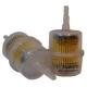 Фильтр топливный ВАЗ тонкой очистки без отстойника EKOFIL
