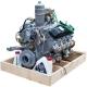 Двигатель ЗМЗ-523400, ПАЗ-3205 V=4700 130л.с. Аи-76, б/ген