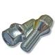 Болт колеса М12х1.5/24х50 конус ключ 17 цинк BIMECC