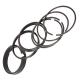 Кольца поршневые ЗИЛ-5301 d=110.0 к-т 4 цилиндра МОТОРДЕТАЛЬ