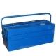 Ящик для инструментов 500х200х200мм раскладной металлический ТЕХНИК