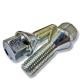 Болт колеса М12х1.5/30х56 конус ключ 17 цинк BIMECC