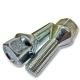 Болт колеса М12х1.25/32х57 конус ключ 19 цинк BIMECC
