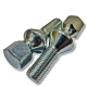 Болт колеса М12х1.5/29х67 конус ключ 17 цинк BIMECC MB