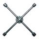 Ключ баллонный крестовой 17х19х21х22 мм усиленный АВТОДЕЛО