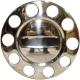 Колпаки колесные R-22.5 5251 INOX передний к-т 2шт