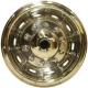 Колпаки колесные R-22.5 529R INOX задние к-т 2шт