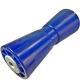Ролик килевой прицепа L=255мм, D=93/61/17мм, синий