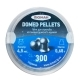 Пули для пневматики Domed pellets 0,68г оживальные 300шт