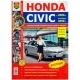 Книга HONDA CIVIC с 2006г Серия Я Ремонтирую Сам
