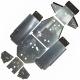 Защита квадроцикла STELS UTV 500/700 днище,рычаги,пороги AL 4.0mm к-т