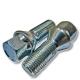Болт колеса М14х1.5/45х69 конус ключ 17 цинк BIMECC