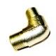 Соединитель МАЗ полуприцепа шлангов тормозных М22х22 S=27