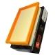Фильтр воздушный (элемент) OPEL AGILA CLEAN FILTER