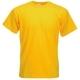 Рубашка-поло кор.рукав цв. Жёлтый р.L