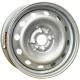 Диск колесный 15 штампованный TREBL X40021 ВАЗ Silver